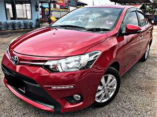 Sambung bayar 2017 Toyota vios 1.5 Auto