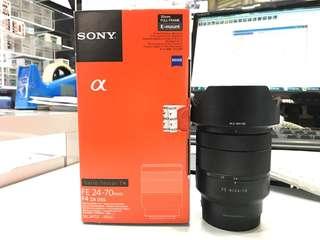 Sony 24-70mm F4 FE Lens
