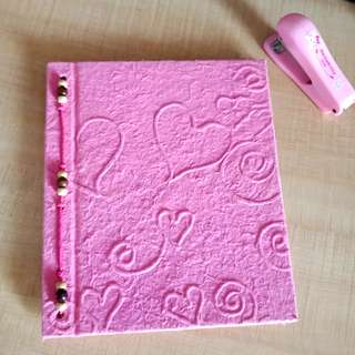 Scrapbook/Plain Journal