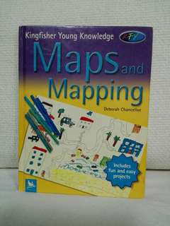 Deborah Chancellor Maps and Mspping(hardcover)