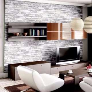 WP004 GSS Promotion Bricks Wallpaper, wall paper, WP