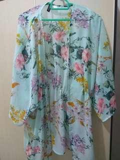 H&M kimono Blouse