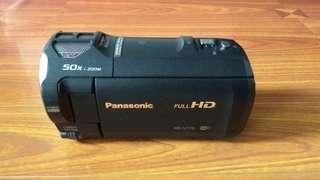 Panasonic Full HD Video Camera