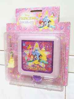 Disney Princess Belle Purple Jewellery Box
