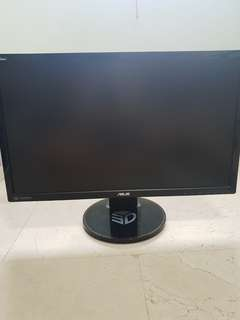 ASUS VG248QE 144hz 1ms 1080p monitor
