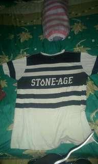 "Tshirt Volcom Stone Age ""Limited"" by PJ Ladd & Ryan Sheckler"