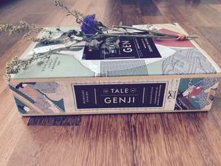 The Tale of Genji (postage included)