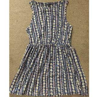 Topshop vintage summer dress