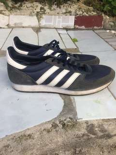 ADIDAS ZX RACER. kondisi 8/10 (no box)