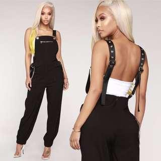 Fashion Nova Overalls