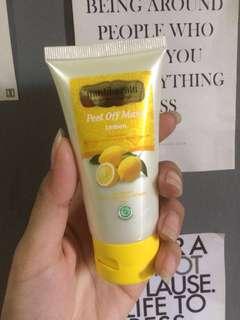 MUSTIKARATU - Peel Off Mask Lemon