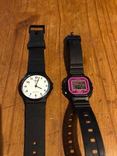 Casio basic watches