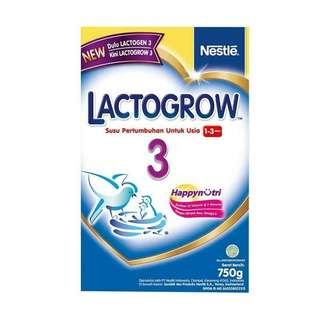 Nestle lactogrow 3