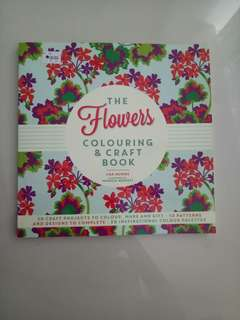 New Coloring and Craft Book