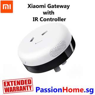 Xiaomi Gateway with IR controller