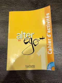 Alter Ego + A1 Workbook (With CD ROM)