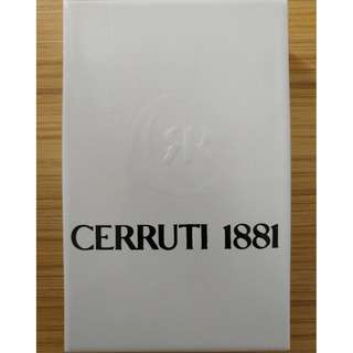 CERRUTI 1881鎖匙包連盒