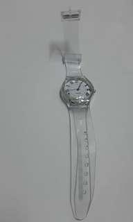 透明錶帶 手錶