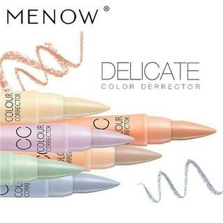 Menow Color Corrector