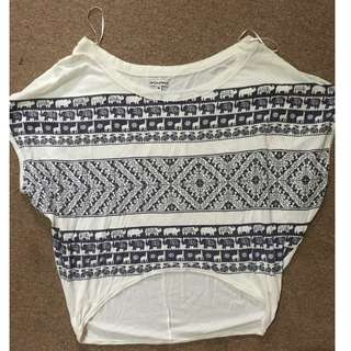 Colorbox tribe top