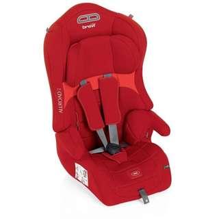 開倉價!! BREVI SAFETY CAR SEAT 兒童汽車安全座椅 (包郵)