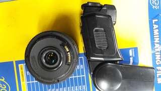 Canon speedlite n lens