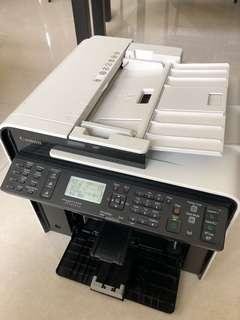Cannon Printer MF4890dw 打印 影音 傳真