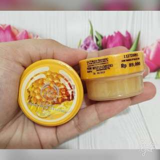 The Body shop Honeymania lipbalm SALE!!!