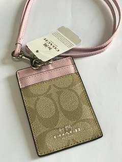 Coach Card Holder (卡片包/證件套)