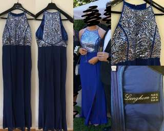 Langhem Sequin Formal Dress