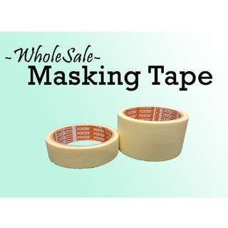 🚚 Wholesale Masking Tape (In Carton)