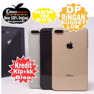 Apple iPhone 8 Plus 64GB New-Kredit/Cash Call/sms/wa; 081905288895