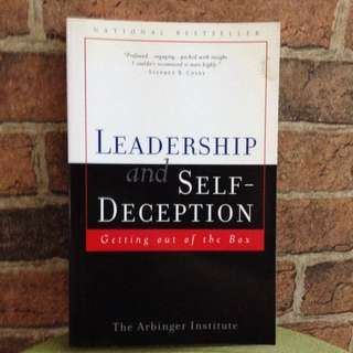 Leadership & Self Deception