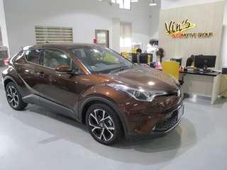 Toyota C-HR Hybrid 1.8G CVT