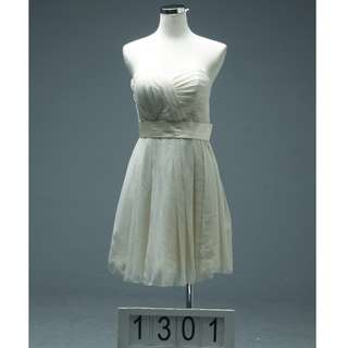 Gaun pengapit/ Mini dress 1301