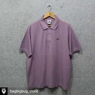 LACOSTE Poloshirt -Size: 6 fit XL