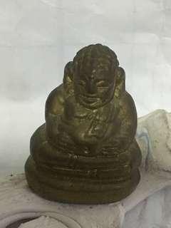 Sangkachai Amulet with Kring ball