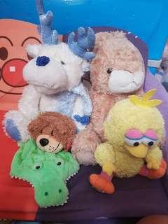 Japan Stuffed Toyd