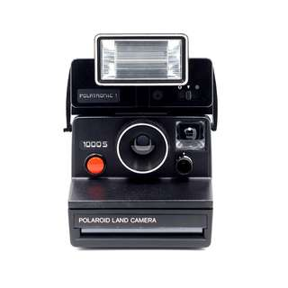 Polaroid 1000s Land Camera