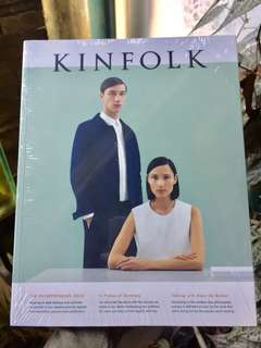 KINFOLK THE ENTREPRENEURS ISSUE V15
