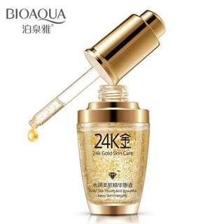Bioaqua 24k gold essence 30ml