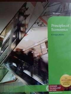 Buku Pengantar Ekonomi - Mankiw Principles of Economics edisi 8 #kanopixcarousell