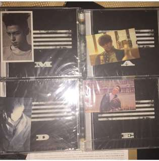 Bigbang M A D E CD