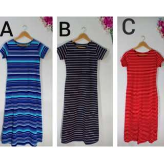 Basic Long Dress/Maternity Dress