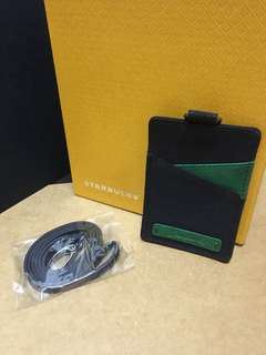STARBUCKS CARD HOLDER