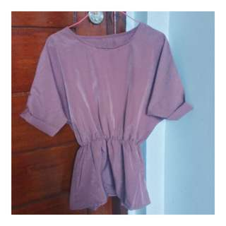Blouse pinkys