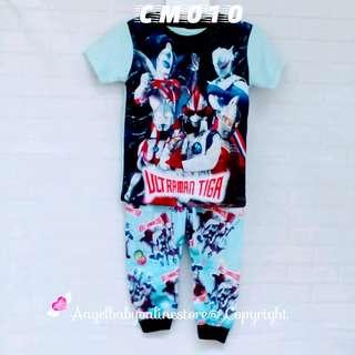 (Nett Price) Ultraman Blue SS Sleepwear CM010