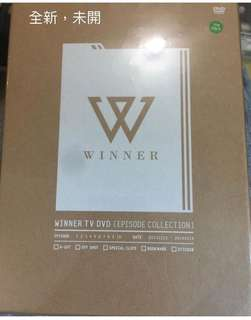WINNER TV DVD