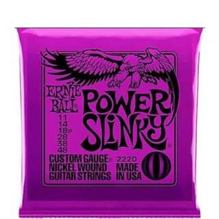Ernie Ball 2220 Power Slinky Nickel Wound, 11-48
