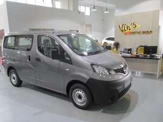 NISSAN NV200 VANETTE DX 1.6 MANUAL